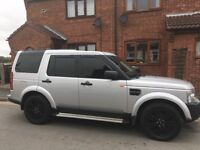 Landrover discovery 3 with 4 conversion 2.7tdv6s may swap
