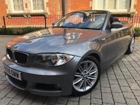 2009 BMW 1 Series 2.0 118i M Sport convertible**2 PRV OWNERS** not 120i 120d 320 330 318 slk