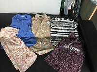 New look and river island bundle joblot clothes size 8