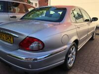 Jaguar X-Type 2002 Automatic