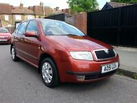 SKODA FABIA 1.9TDI RUNNS AND DRIVES PERFECT MOT 25th OF JUNE 2017!!!! EXCELLENT CAR!!!