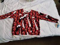 Rolling Stones 1989 Steel Wheels - 2 long-sleeved jumpers