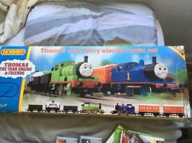 Hornby Thomas & Percy Electric Train Set