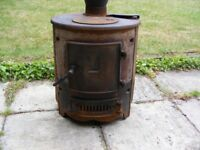 Clarke Barrel wood burning stove