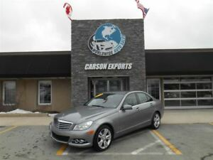 2013 Mercedes-Benz C-Class 300 4MATIC! LOOK! FINANCING AVAILABLE