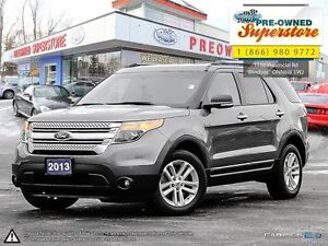 2013 Ford Explorer XLT>>>leather, NAV<<<