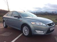 New Shape Ford Mondeo Zetec 125 1.8 TDCi Diesel *ONLY 109559 Miles