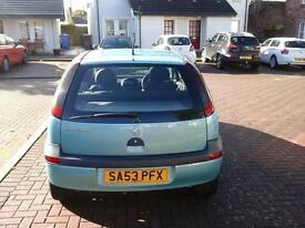 2003 Vauxhall Corsa Club - 2 door