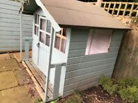 FREE Wooden Playhouse