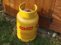 Full Butane Gas Cylinder