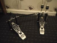 Pearl P-122TW Powershifter Twin Double Kick Drum Pedal