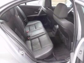BMW 525d M Sport Auto,4 dr saloon,1 previous owner,2 keys,FSH,full leather interior,Sat Nav,