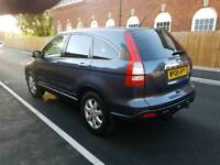 2008 Honda CR-V Es I-Ctdi–66k Miles Only - 4x4 – Parking Sensors – Immaculate Condition Through out