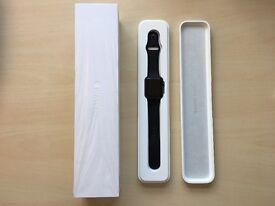 Apple Watch 42mm Space grey