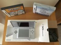 Nintendo DS Lite Game Console and 2 Games - £35