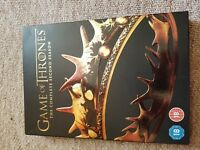 Game of thrones season 2 box set