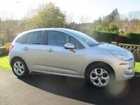 beautiful 2010 citroen c3 1.6 hdi.full citroen service history.sold with 12 months warranty.