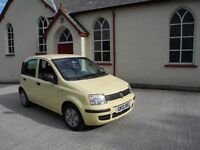 Fiat Panda Active Eco 1.1 Yellow 2010 Low Mileage - Recently Serviced