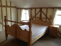 DOUBLE ROOM TO LET IN SHARED CHARACTER COTTAGE