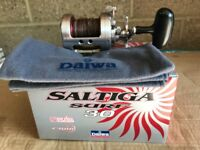Daiwa Saltiga 30 Sea Fishing Multiplier