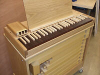Continuo Pipe Organ Harpsichord Spinet Virginal Recorder