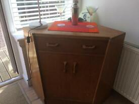 Vintage Retro writing desk