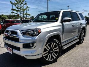 2015 Toyota 4Runner LIMITED+XTRA WARRANTY!