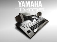 [refurbished] Yamaha Tyros upgraded FREE DELIVERY [watch video]