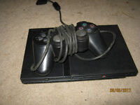 Slimline Playstation 2 Console