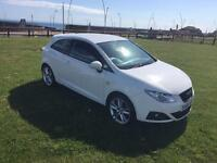 🚗💥2010 Seat Ibiza 1.2 Petrol// Top Spec// Immaculate// Long MOT// Bargain Don't miss out// £3100💥