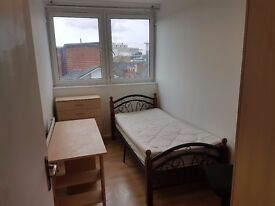 Single Room in flat 5 mins from Surrey Quays