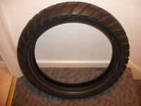 YAMAHA DT125R AVON DISTANZIA TRAILRIDER REAR MOTORCYCLE TYRE.