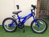 Dawes Thunder 16 boys bike