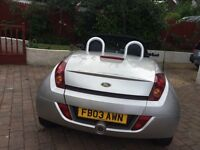 Ford Ka Convertable Full Leather
