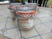 Kilner Jars Brand New