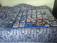 41 playstation 2 games for sale for 20 ono