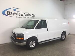 2015 GMC SAVANA - 4.8L! LEATHER TRIM! A/C! CRUISE!