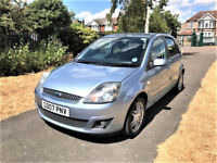 2007 Ford Fiesta 1.4 Ghia 5dr --- Part Exchange Welcome --- Drives Good