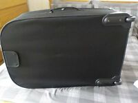 EX LARGE REVELATION TROLLEY SUITCASE, FLIGHT BAG,TOILET BAG