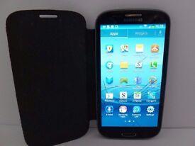 Samsung Galaxy S III GT-I9305 32GB Black Smartphone faulty spares or repair