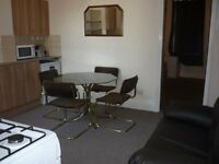 One bedroom furnished flat on Sandon Street, Basford