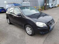 VW POLO 2005 1.2 S 5dr, LONG MOT, NEW SERVICE