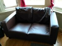 big sofa brown glasgow