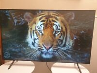 Samsung 55 Inch 4K Ultra HD HDR Smart LED TV (Model UE55NU7100)!!!