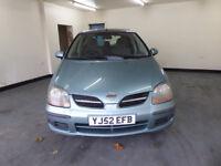 Nissan Almera 2002 petrol 1.8, cheap, cheap cars, bargain bargain cars