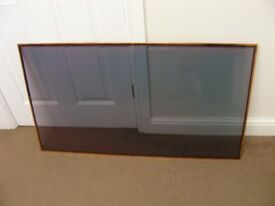 """Pioneer PD403PAD 2X02-57 Replacement Plasma TV Screen Glass Front Panel 43"""""""