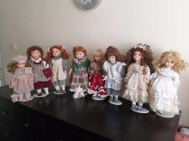 China dolls.