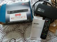 BUSH Digital TV receiver