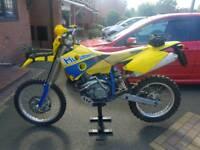 Husaberg FE400 2002 Road Legal Enduro / Green Lane Motorcycle