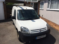 2007 Citroen Berlingo Van low mileage